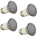Infinity Green LED Cool White Ultra Flood Light Bulb (Set of 4) 