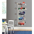 RoomMates Cars 2 Lightening McQueen Peel and Stick Growth Chart