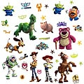 RoomMates Glow in the Dark Toy Story 3 Peel and Stick Wall Decals