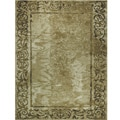 Avante Classic Inspiration Beige Rug (9&#39; x 12&#39;)