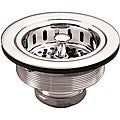 Belle Foret Chrome Basket Strainer