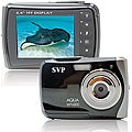 SVP WP6800 18MP Black Waterproof Digital Camera