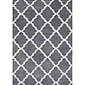 Hand-tufted World Elephant Skin Wool Rug (8' x 10')