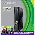 Xbox 360 250 GB Racing Bundle