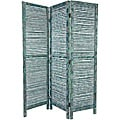 Oriental Home Tall Rustic Venetian 5.5&#39; Room Divider (China)