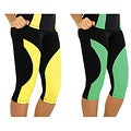 Fajate Women&#39;s &#39;Tierra&#39; Fitness Capri Leggings