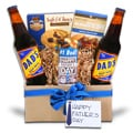 Alder Creek Gift's Happy Father's Day Gift Basket