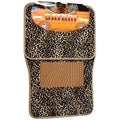 BDK Car Safari Cheetah Floor Mats (Set of 4)