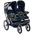 Baby Trend Navigator Double Jogger in Rivera