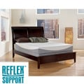 Reflex Support 12-inch Twin XL-size Gel Infused Memory Foam Mattress