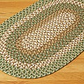 Gourmet Green Multi Accent Rug (5' x 8')