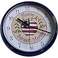 Advance 10 Inch Plastic Wall Clock