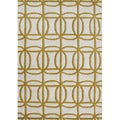 Hand-tufted World Classic New Wheat New Zealand Wool Rug (8x10)