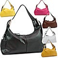 Dasein Dual Compartment Hobo Bag