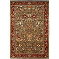 "JRCPL Hand Tufted Wool Rug (3'6"" x 5'6"")"