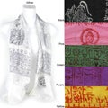 Om Summer Scarf (India)