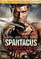 Spartacus: Vengeance - Complete Second Season (DVD)