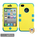 MyBat Hybrid Protector Cover for  Apple iPhone 4S/ 4