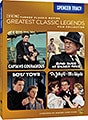 TCM Greatest Classic Films: Legends - Spencer Tracy (DVD)