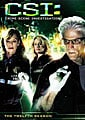 CSI: Crime Scene Investigation: Season 12 (DVD)