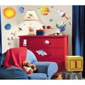 RoomMates Outer Space Peel-and-stick Vinyl Wall Decals (Set of 35)