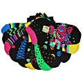 Children's Mix and Match Anklet Socks (6 Pairs)