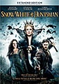 Snow White & The Huntsman (Extended Edition) (DVD)