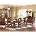 Bourbonnais 7 Piece Dining Set With Mixed Chairs