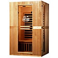 Lifesmart Infracolor Ultimate 2 Person Sauna with Combo Heat Therapy Full Chromo Therapy and Sound System