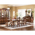 Bourbonnais 5-piece Dining Set with Wood Chairs