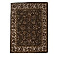 Hand-Tufted Tempest Green/Beige Area Rug (8' x 10')
