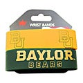 Baylor Bears Rubber Wrist Band (Set of 2)