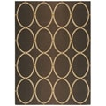 Pacifica Legacy Cocoa Brown Wool Rug (7'9 x 10'10)