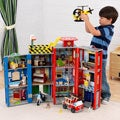 KidKraft Everyday Heroes Police and Fire Play Set