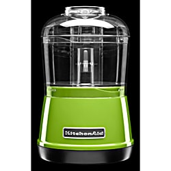 KitchenAid KFC3511GA Green Apple 3.5-cup Food Processor