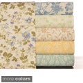 Laura Ashley 100-Percent Cotton Sheet Set