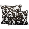 Oilo Modern Berries Brown 13 x 17 Pillow