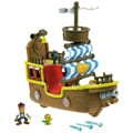 Fisher Price Jake's Musical Pirate Ship Toy