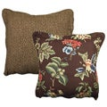 Rose Tree Queensland Reversible Decorative Pillow