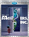 Monsters, Inc. 3D Ultimate Collector&#39;s Edition (Blu-ray 3D / Blu-ray / DVD)