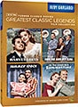 TCM Greatest Classic Films: Legends - Judy Garland (DVD)