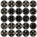 Shany Nail Polish Image Plates (Set of 25)