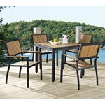 All-Weather Outdoor 5-piece Dining Set