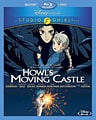 Howl's Moving Castle (Blu-ray/DVD)