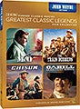 TCM Greatest Classic Films: Legends - John Wayne Action (DVD)