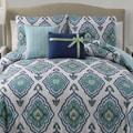 Weston 5-piece Reversible Comforter Set