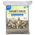 Pellon Queen-size Natures Touch 96 x 108-inch Non-scrim Natural Cotton Batting