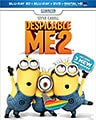 Despicable Me 2 3D (Blu-ray/DVD)