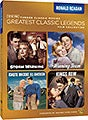 TCM Greatest Classic Films: Legends - Ronald Reagan (DVD)