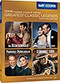 TCM Greatest Classic Films: Legends - Gary Cooper (DVD)